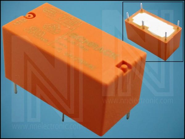РЕЛЕ PE014012 24V 5A 5-PIN SCHRACK PCB