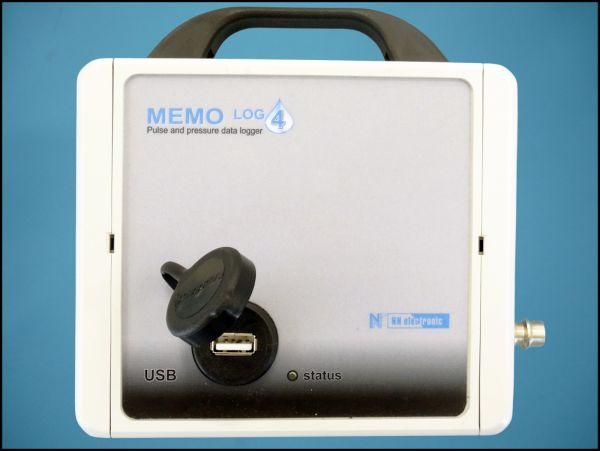 DATA LOGER MEMO LOG4 IP-67